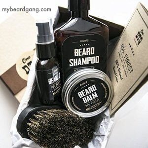 Top beard kit for african american - Big Forest Beard Grooming Kit