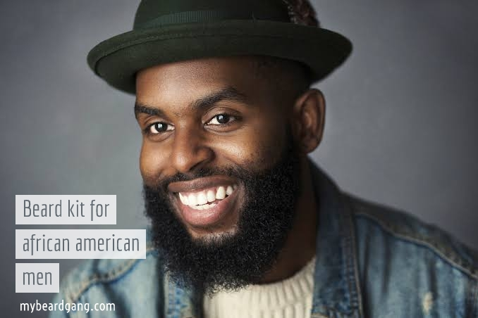 Top Beard Kits For African American Men