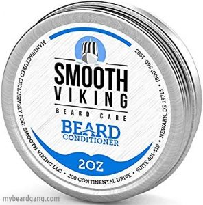 Smooth Vikings Wax Conditioner - Beard softeners for african american men