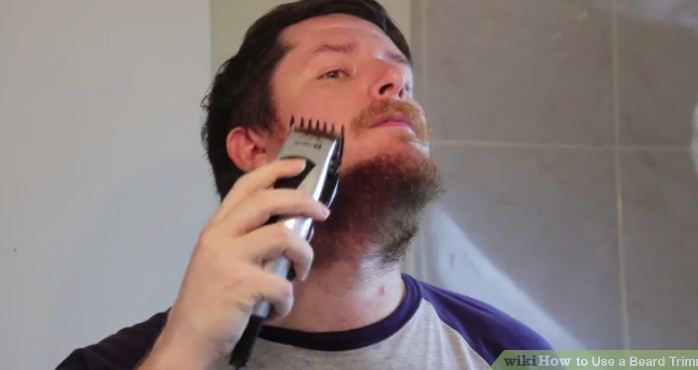 Beard Trimmer Length guide