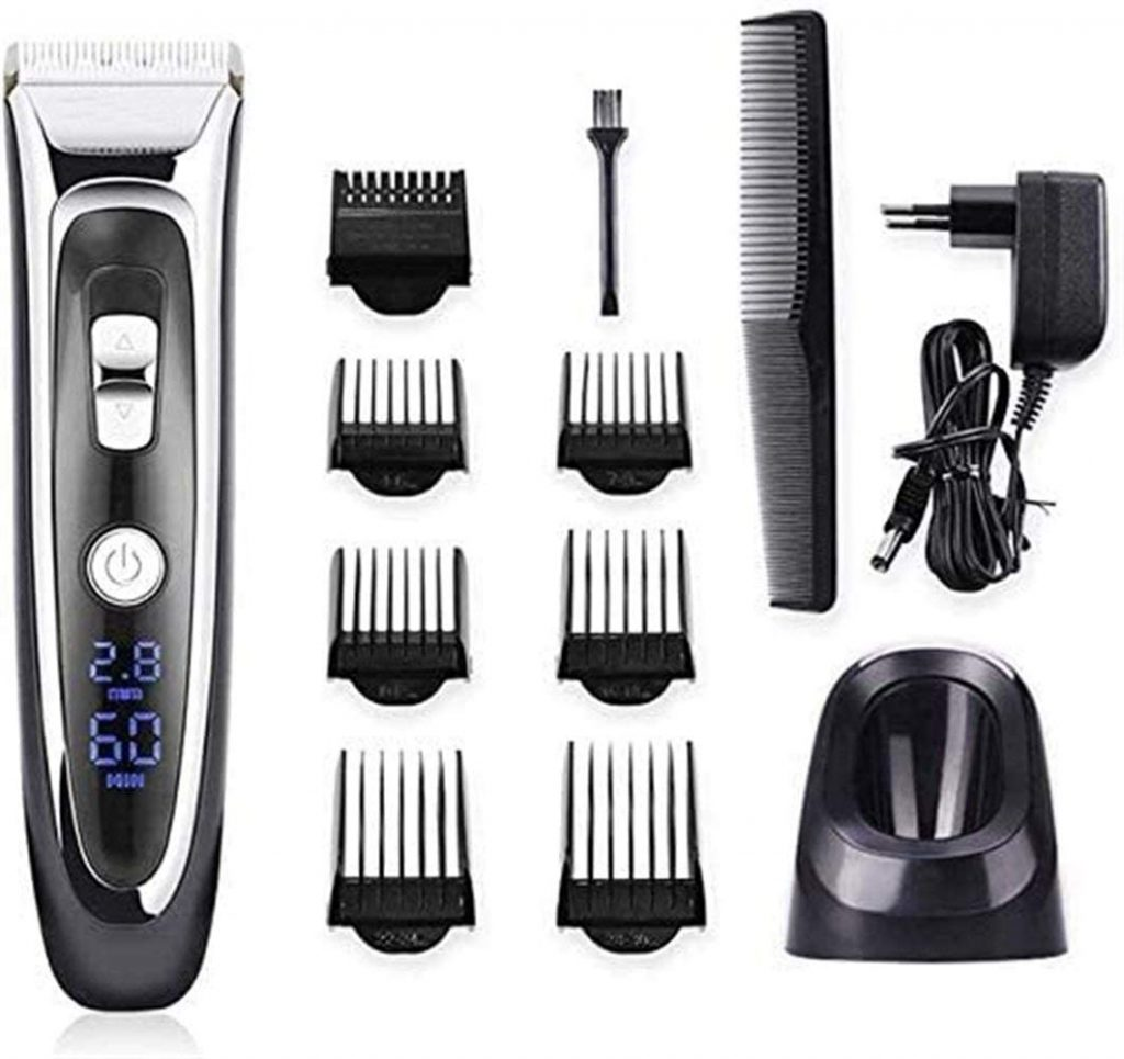 beard trimmers for black man