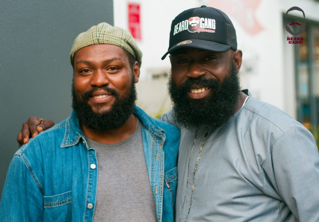 Jameson Celebrates the World Beard Day 2019 with Bearded Brothers