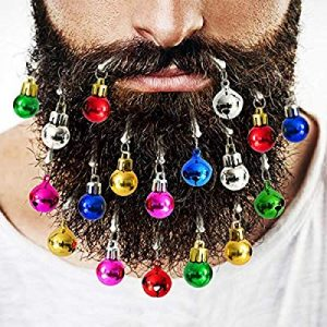 ways to decorate your beard this Christmas