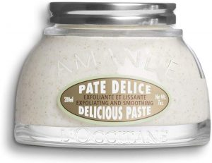 L'occtitane Almond and Smoothing Delicious Paste