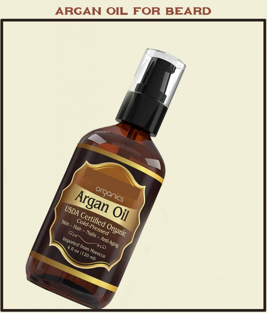Why You Should Use Argan Oil For Beard Growth