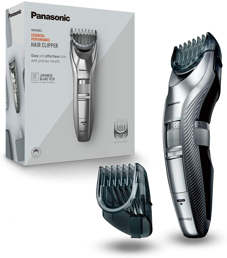 beard trimmer on female pubic hair