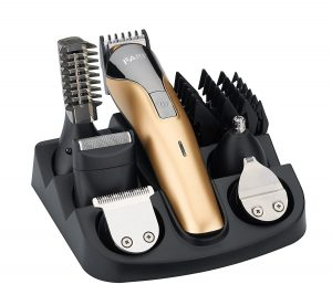 FARI All In One Multifunctional Rechargeable Electric Hair Trimmer