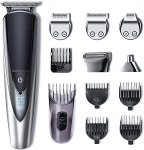 5. Hatteker Men's Beard and Mustache Trimmer