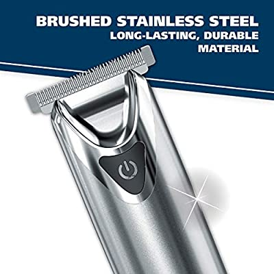 Wahl Stainless Steel Lithium Ion Trimmer For Men