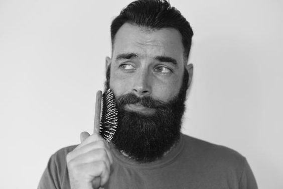 Can You Brush Your Beard Too Much