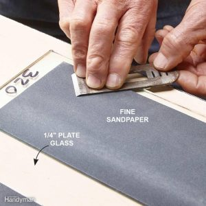 How to Sharpen Clipper Blades With Sandpaper