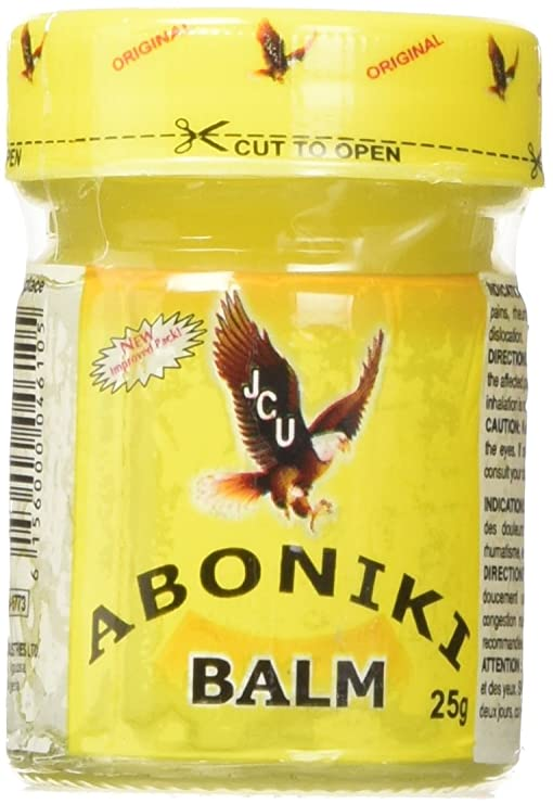 How To Use Aboniki Balm For Stretch Marks As A Bearded Man