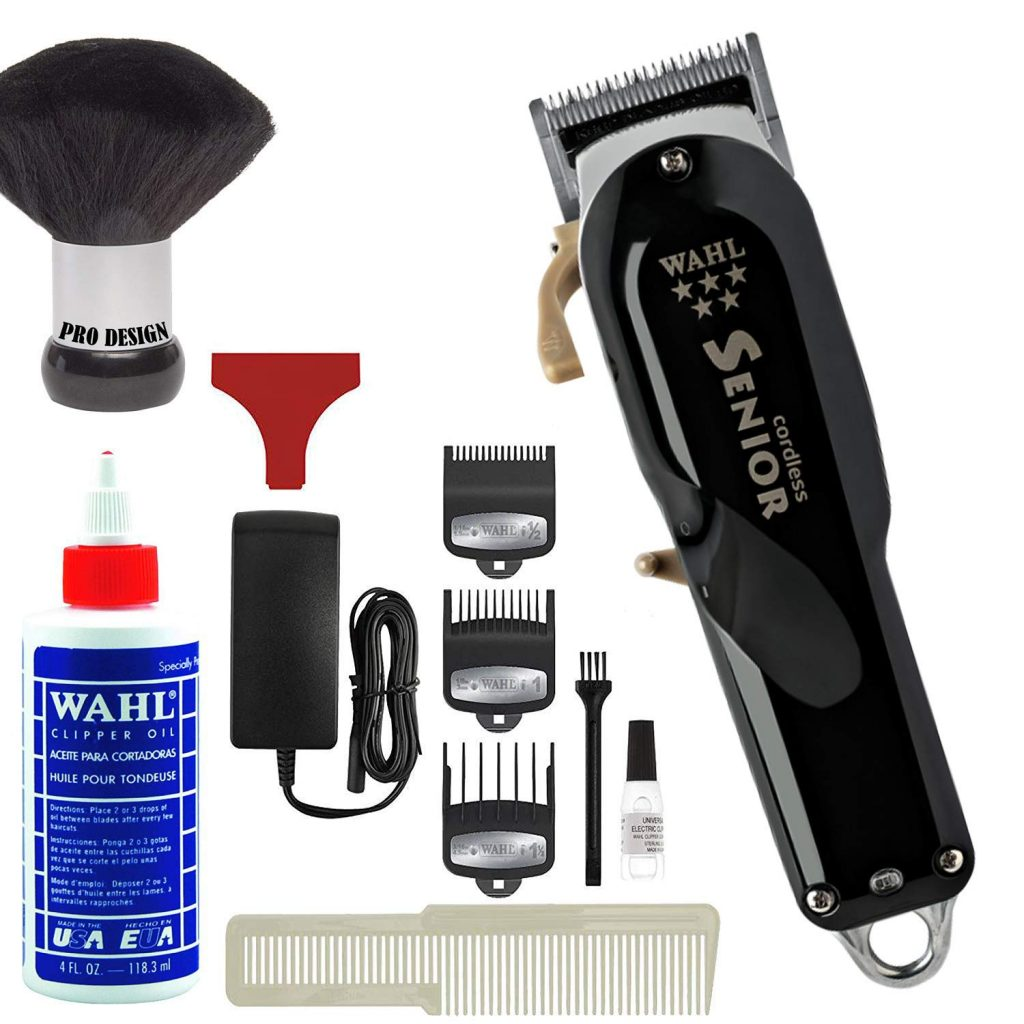 Best Clippers For Fading Black Hair In 2021